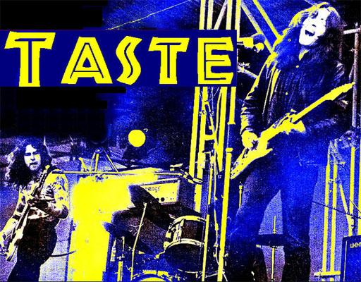 Taste Rory Gallagher